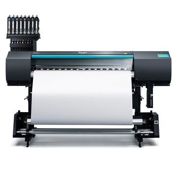 Picture of Roland Texart XT-640 Sub Printer c/w Take Up & ErgoSoft RIP
